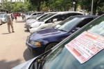 Suasana Bursa Mobil Bekas Sriwedari (Burhan Aris Nugraha/JIBI/Solopos/ilustrasi)