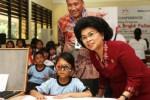 TOKO MODERN : Ganti Permen dengan Sumbangan, Alfamart Himpun Miliaran Rupiah