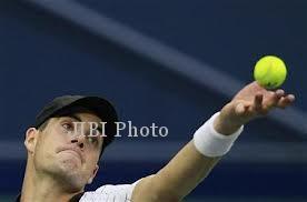 WINSTON SALEM OPEN 2014 : Cedera Pergelangan Kaki, John Isner Mundur dari Turnamen