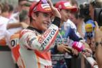 KUALIFIKASI MOTOGP INDIANAPOLIS 2014 : Catat Wkatu Tercepat, Marquez Kembali Start Terdepan