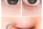 KECANTIKAN: Wow, Wanita Jepang Pakai Plester Agar Punya Lipatan Mata
