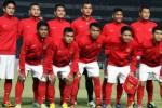 TURNAMEN HASSANAL BOLKIAH TROPHY 2014 : Timnas Indonesia U-19 VS Kamboja U-21 : Babak Pertama, Indonesia Tertinggal 1-2