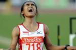 KEJURNAS ATLETIK 2014 : Triyaningsih Gagal Bela Jawa Tengah