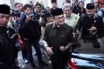 FOTO HABIBIE Siapkan R80  di Dirgantara Indonesia