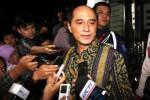 FOTO JERO WACIK TERSANGKA : Staf Khusus Presiden Jadi Saksi Kasus Korupsi ESDM