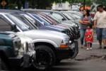 BURSA MOBIL : Mobil Anyar Sepi Peminat, Mobil Bekas Lebih Diburu