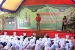 PEMBERANTASAN KORUPSI : Melalui Puisi, Komunitas PMK Serukan Antikorupsi