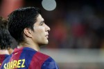 EL CLASICO : REAL MADRID VS BARCELONA : Suarez, Ramos Main. Bale Out