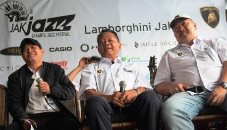 FOTO JAKARTA JAZZ FESTIVAL 2014 : Jakjazz 2014 di 20 Tempat Wisata dan Ruang Publik