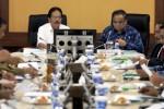 FOTO KABINET JOKOWI-JK : 2 Kementerian Koordinator Rapat Gabungan
