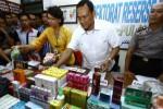 FOTO KOSMETIKA BERBAHAYA : BPOM Sita Kosmetika Berbahaya