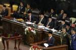 FOTO PELANTIKAN JOKOWI-JK : Pidato Perdana Jokowi sebagai Presiden