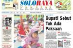 SOLOPOS HARI INI : Soloraya Hari Ini: LPSK Lindungi Korban Pencabulan, Penertiban Bangunan Liar hingga Iuran BIRR Tanpa Paksaan