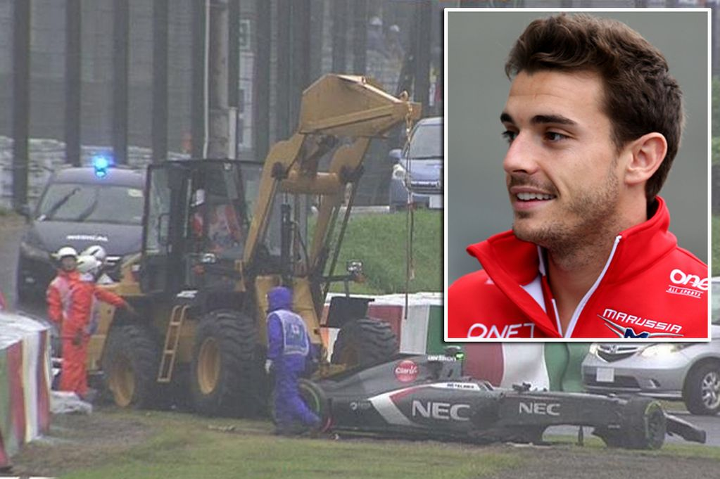 KABAR DUKA : Pebalap F1 Jules Bianchi Meninggal Dunia