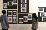 PAMERAN SENI RUPA : Seusai Workshop Seni Grafis, UNS dan USM Kolaborasi Pamerkan Karya