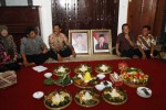 PELANTIKAN JOKOWI-JK : Tirakatan di Kamar Bung Karno Antarkan Jokowi Jadi Presiden