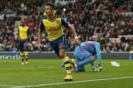 SUNDERLAND VS ARSENAL : 2 Gol Alexis Bikin Arsenal Bungkam Tuan Rumah Sunderland
