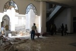 MASJID AGUNG KLATEN : Pengerjaan Ornamen Makan Waktu, Pembangunan Masjid Agung Terlambat