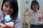 KIPRAH MANTAN WASIS : Kesibukan Ekstrakurikuler Tak Halangi Monica Raih Prestasi