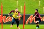 PREVIEW, PREDIKSI, HEAD TO HEAD INGGRIS VS SLOVENIA : The Three Lions harus Redam Potensi Kejutan