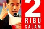 HARGA BBM NAIK : Cibir Jokowi dan Pendukungnya, Netizen Bikin #ShameOnYouJokowi dan #SalamGigitJari