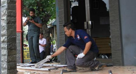 KANTOR DMC DIRUSAK : Polisi Tangkap 4 Pesilat Setia Hati Teratai