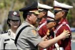 FOTO AKADEMI KEPOLISIAN : Pendidikan Bhayangkara Ditutup, 339 Lulus