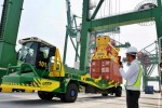 PEMBANGUNAN INFRASTRUKTUR : 5 Tahun Lagi, Rasio Biaya Logistik Bisa di Bawah 15%