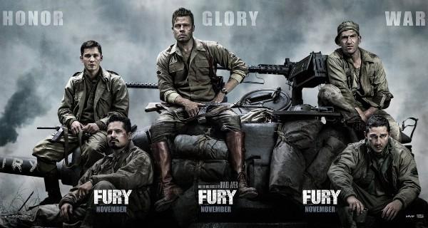 AGENDA SOLORAYA HARI INI : Klangenan Sabtu (1/11/2014): Fury Hiasi Box Office Solo