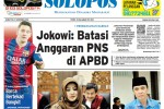 SOLOPOS HARI INI : Jokowi Batasi Anggaran PNS, Preview Ajax vs Barcelona hingga Bencana Kekeringan Soloraya