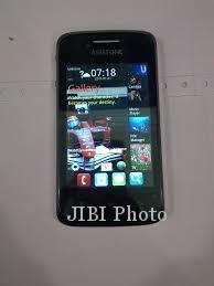 PONSEL MURAH : Asiafone Luncurkan Empat Seri Ponsel Rp400.000-an