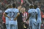 SOUTHAMPTON 0-3 MANCHESTER CITY : 10 Pemain Man City Hancurkan Southampton 3-0