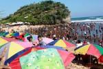 LIBUR LEBARAN 2017 : Kunjungan Wisata Mulai Merata di Semua Objek