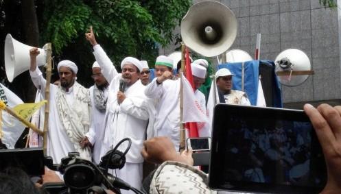 FPI Bantah Rizieq Nistakan Agama, Tuding Pengalihan Isu Kasus Ahok
