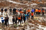 LONGSOR BANJARNEGARA : Warga Tetap Waspadai Pergerakan Tanah