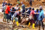LONGSOR BANJARNEGARA : Korban Ditemukan Sudah 64 Orang, Pencarian Terkendala Cuaca