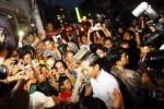 FOTO PASAR KLEWER TERBAKAR : Presiden Jokowi Tengok Pasar Klewer Solo