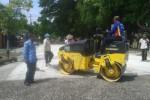 FOTO PERBAIKAN JALAN : Dana Perbaikan Jalan di Sragen Tak Cukup