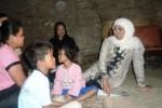 FOTO PROGRAM KELUARGA HARAPAN : Menteri Sosial Tengok Keluarga Harapan di Karanganyar