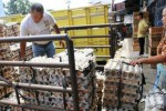 FOTO TELUR AYAM : Harga Telur Ayam Naik Jelang Tahun Baru