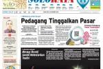 SOLOPOS HARI INI : Soloraya Hari Ini: Pedagang Tinggalkan Pasar, Pengumuman CPNS Solo, hingga Malam Sekaten 2015