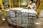 Perdana, Peruri Ekspor Uang Kertas Soles 520 Juta Bilyet ke Peru