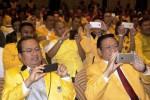 MUNAS PARTAI GOLKAR : Yorrys Jamin Munas Jakarta Kuorum