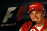 KABAR PEMBALAP : Raikkonen Belum Temukan Chemistry di Ferrari
