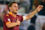 KARIER PEMAIN : Setelah Berkarier 23 Tahun, Totti Pensiun Akhir Musim Ini?