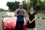 KABAR ARTIS : Bersama Nycta Gina, Deddy Corbuzier Pamer Aksi Hilangkan Porsche