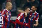 BAYERN MUNICH 1-0 BAYER LEVERKUSEN : Gol Tunggal Ribery Kokohkan Beyern di Puncak