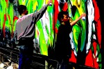 EKSPRESI SENI : Grafiti, Merusak atau Memperindah?