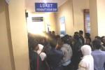 SURAT IZIN MENGEMUDI : Akhir Tahun Permintaan Membludak, Pemohon SIM Dibatasi 250 Orang