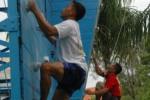 PANJAT TEBING : Empat Climber Solo Ikut Seleksi Pelatda